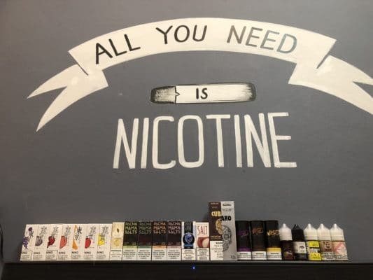Nic-Podsystem Shop