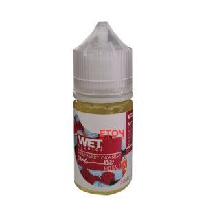 wet juice