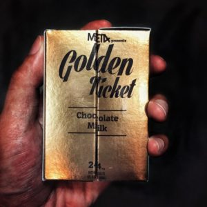 Golden Ticket salt nic