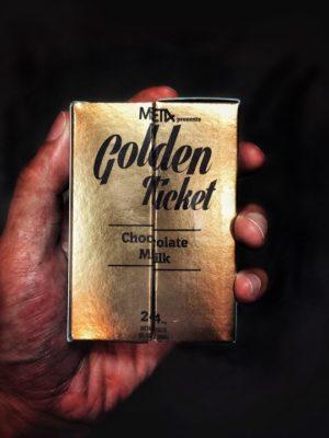 Golden Ticket salt nic