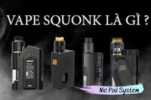 Squonk Vape