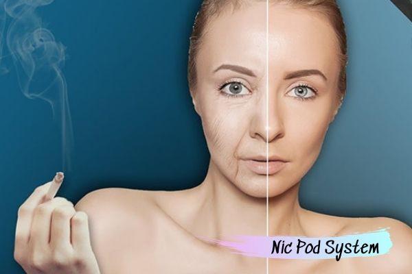 Cai thuốc lá giúp cải thiện làn da