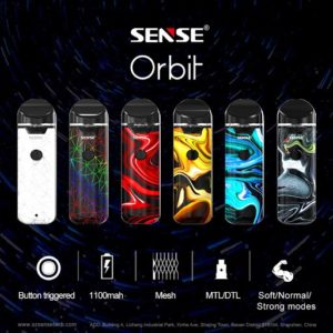 Sense Orbit
