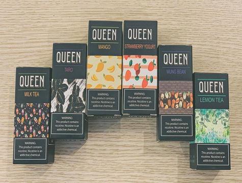 Queen salt