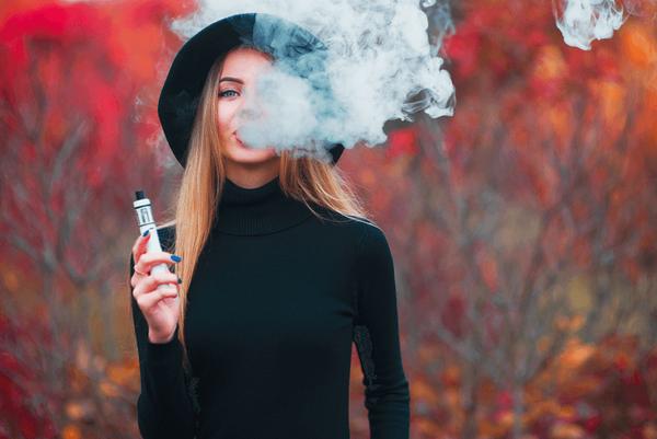 pod nhiều khói